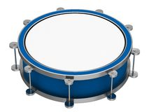 A blue drum Stock Photography