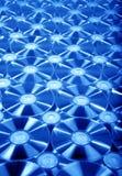 BLUE DVD Texture. DVD Texture stock images
