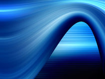 Blue dynamic Stock Images