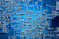 Electric board Stock Photography
