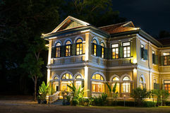 Blue Elephant Governor's Mansion Phuket Restaurant & cooking school Stock Image
