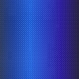 Blue emboss metallic background Stock Image