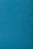 Blue embossed leather texture background Stock Image