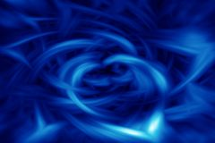 Blue Energy Royalty Free Stock Photography