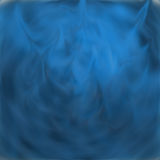 Blue explosion. Smokey blue explosion abstract background Stock Images