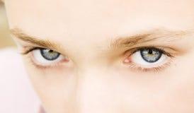 Blue eyes Stock Photos