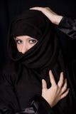 Blue eyes royalty free stock image