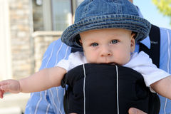 Blue Eyes, Baby Stock Images