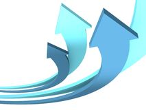 blue för uppgiftspilbakgrund Royaltyfri Bild