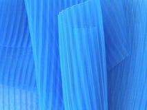 Blue fabric Stock Image