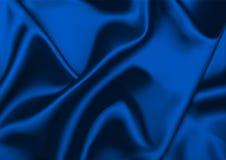 Blue Fabric Background Royalty Free Stock Image