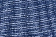 Blue fabric background Stock Photos