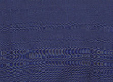 Blue fabric cloth background texture Stock Photo