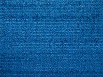 Blue fabric for interior design Stock Photos