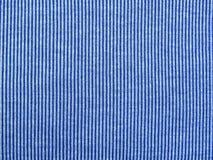Blue fabric pattern Stock Image