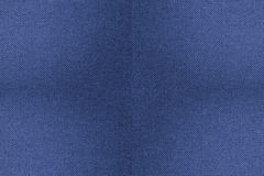 Blue fabric seamless texture background Stock Photos