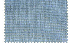 Blue fabric swatch samples texture Royalty Free Stock Photo