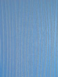 Blue fabric textile wall Royalty Free Stock Image