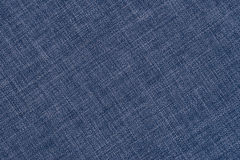 Blue fabric texture. Abstract background, empty template Royalty Free Stock Photography