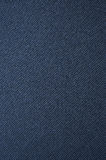 Blue fabric texture background. Dark blue fabric texture, vertical background stock photography