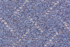 Blue fabric texture background. Stock Photos