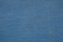 Blue  Fabric Texture old cover Royalty Free Stock Photo