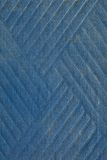 Blue  Fabric Texture old cover Stock Photo