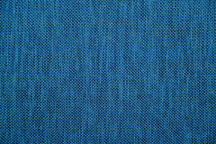 Blue Fabric Texture scan Stock Photos