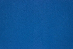 Blue facade wall texture Stock Photos