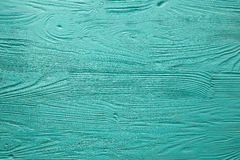 Blue faded painted wooden texture, background and wallpaper. Royalty Free Stock Photo