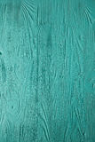 Blue faded painted wooden texture, background and wallpaper. Royalty Free Stock Photography