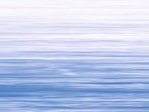 Blue fading horizontal stripe Royalty Free Stock Photography