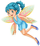 Blue fairy Stock Photos