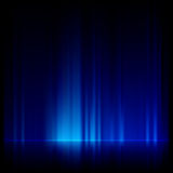 Blue fantastic background. Royalty Free Stock Photo