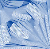 Blue fantasy background. Blue background looking like fulled fabric Royalty Free Stock Photo
