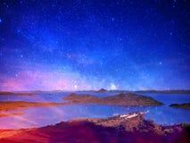 Stars reflecting on Gariepdam