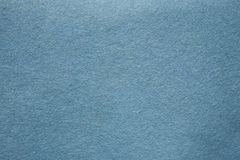 Blue felt. Texture. Useful as a background or texture effect royalty free stock photography