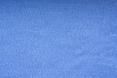 Blue felt background Royalty Free Stock Photo