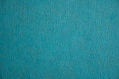 Blue felt texture Royalty Free Stock Photo