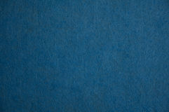 Blue felt texture. Dark blue felt texture. for background or texture effect stock photo