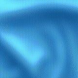 Blue fiber background Royalty Free Stock Image