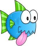 Blue Fish Vector Stock Photos