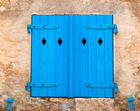 Blue fixtures Stock Photo