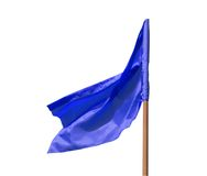 Blue flag Stock Photography