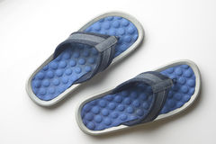 Blue Flip Flop. Stock Photography