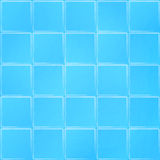 Blue floor Stock Image