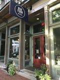 Blue Flour Bakery, Columbia, South Carolina.  royalty free stock photos