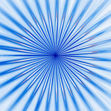 Blue Flower. Fractal rendering resembling a blue flower Royalty Free Stock Images