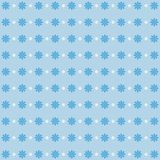Blue Flower pattern for design. Royalty Free Stock Image