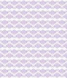 Blue flower seamless pattern Royalty Free Stock Photos